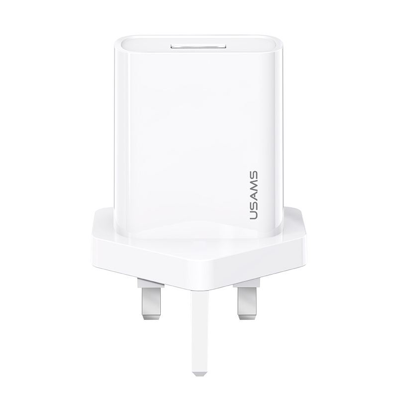 US-CC116 T18 单USB旅行充电器 英规