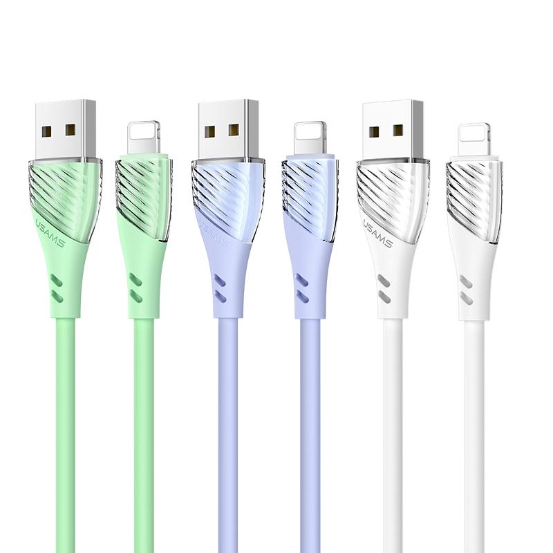 US-SJ493 U65 Liquid Silicone Charging & Data Cable