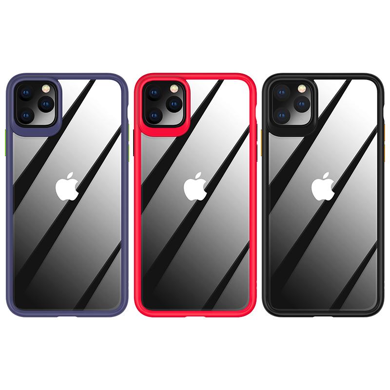 US-BH516/US-BH517/US-BH518   iPhone 11/11 Pro/11 Pro Max晶彩系列手机套