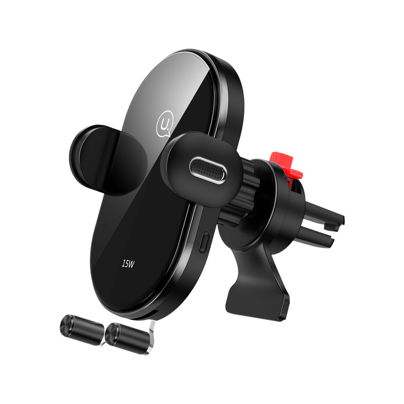 US-CD131/US-CD132 Automatic Coil Induction Wireless Charging Car Holder 15W