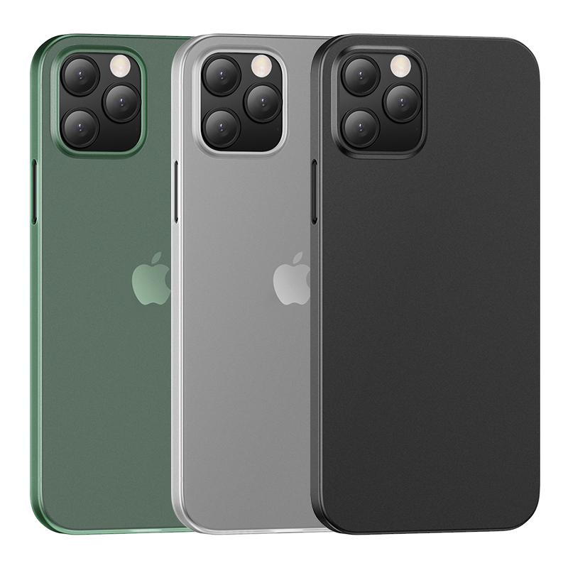 US-BH608、US-BH614、US-BH609、US-BH610 iPhone 12系列轻柔手机壳